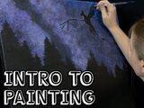 Intro to Painting - Skyrim