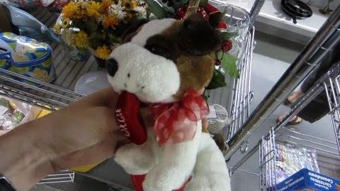 ANOTHER Mr Dyslexic Heart Bear? (Day 985 - 8/5/12)