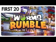 FIRST20 - Worms Rumble