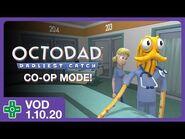Octodad- Dadliest Catch -2 Player Co-op- (Full Game) - VOD 1.10