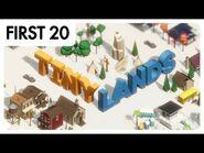 FIRST20 - Tiny Lands