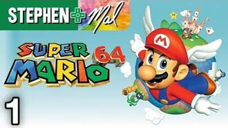 Super_Mario_64_-1_•_Husband_&_Wife_Tag_Team!