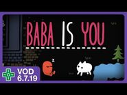 Baba Is You - VOD 6.7