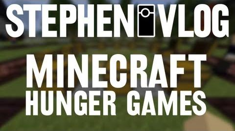 StephenVlog Minecraft Hunger Games