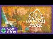 A Short Hike (Full Playthrough) - VOD 8.9