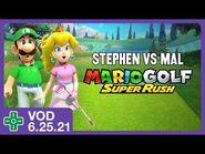 Mario Golf- Super Rush - VOD 6.25