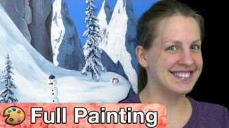 """MOTHER_3_-_""""Snowman""""_Painting_(Full_Version)"""