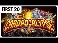 FIRST20 - Cardpocalypse