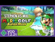 Mario Golf- Super Rush -2 - VOD 7.2