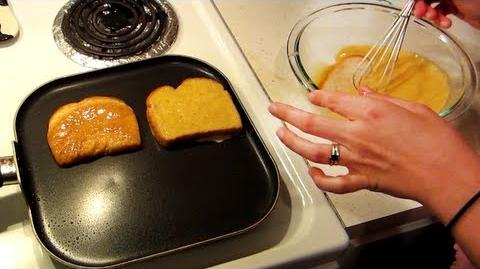 How To Make French Toast (Day 1313 - 6/29/13)