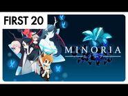 FIRST20 - Minoria