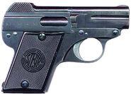Steyr-Pieper M1909 Right Side