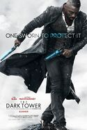 Тёмная Башня Постер 2