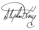 Stephen King Signature.png