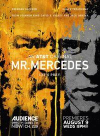 Mr Mercedes Series