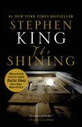 The Shining reprint cover