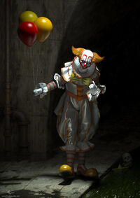 Mikael-quites-pennywise-mikael-final