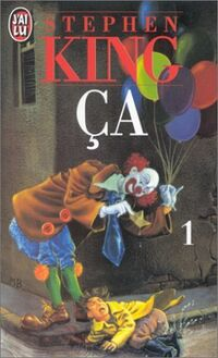 Pennywise (French Novel Cover)