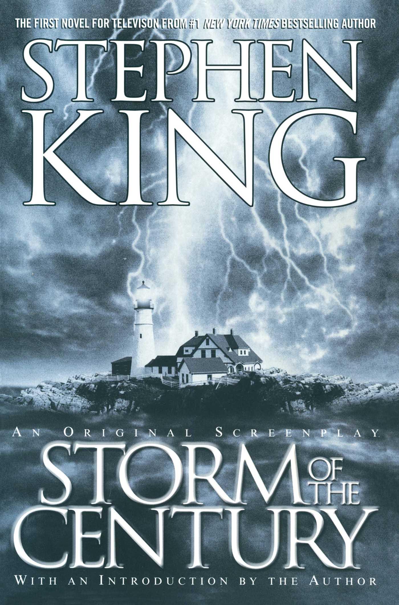 Storm of the Century (Novel)