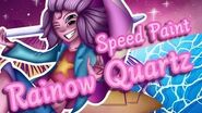 SPEED PAINT Rainbow Quartz 2