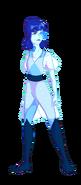 Niebieska Cyrkonia - 3. forma
