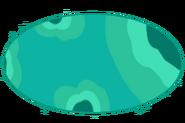 Chrysocolla gem