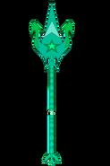 Chrysocollas trident