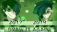 DRAW THIS AGAIN Olivenite (2017-2019 progress)