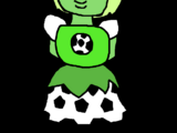Zielony Szafir