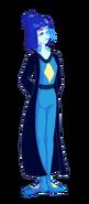 Niebieska Cyrkonia - 1. forma