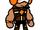 Fanon Orange-Brown Tourmaline