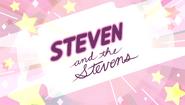 Steven and the Stevens 132
