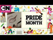 Pride Month 2021 - Drawn To - Cartoon Network