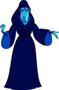 Blue Diamond (Modelsheet Hoonded) by RylerGamerDBS