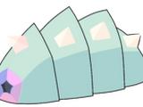 Kryształowe krewetki