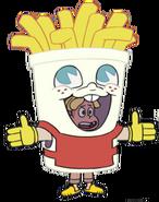 Frybo with Peedee Design
