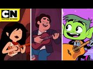 All the Best Love Songs - Cartoon Network