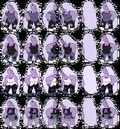 Amethyst Model-1 by Chara