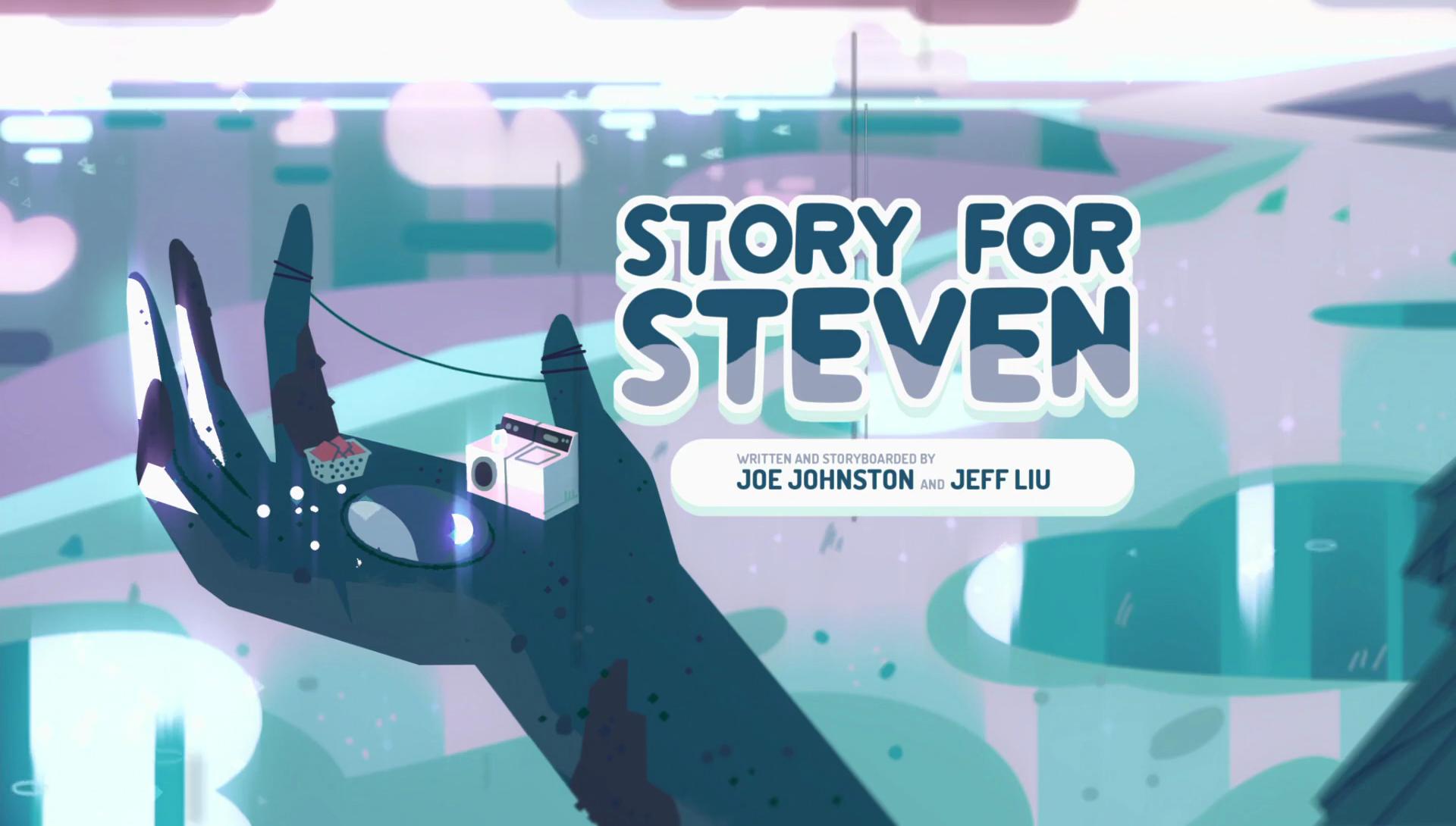 Story for Steven/Gallery
