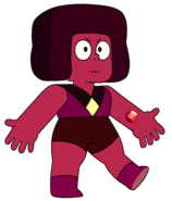 Together Alone Ruby Wrist By TheOffColors