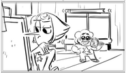 Mirror Gem Storyboard Pearl School