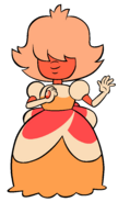 Padparadscha By TheOffColors