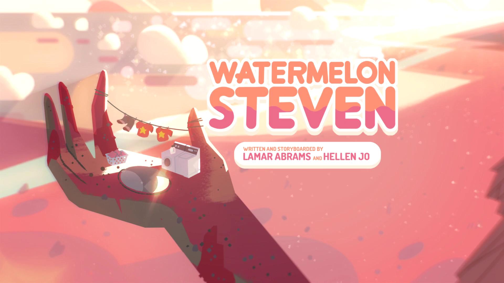 Watermelon Steven/Gallery
