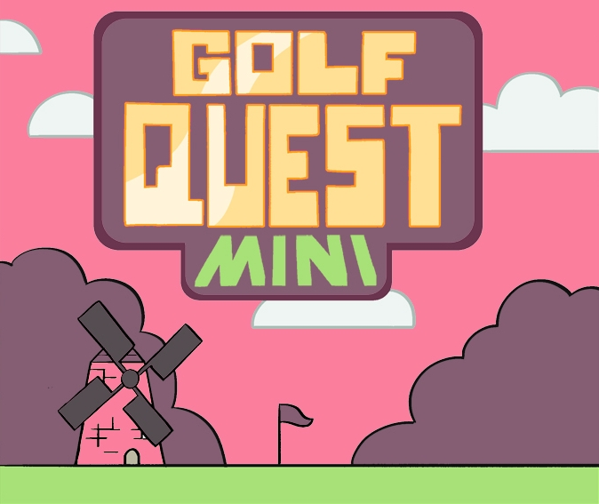 Golf Quest Mini