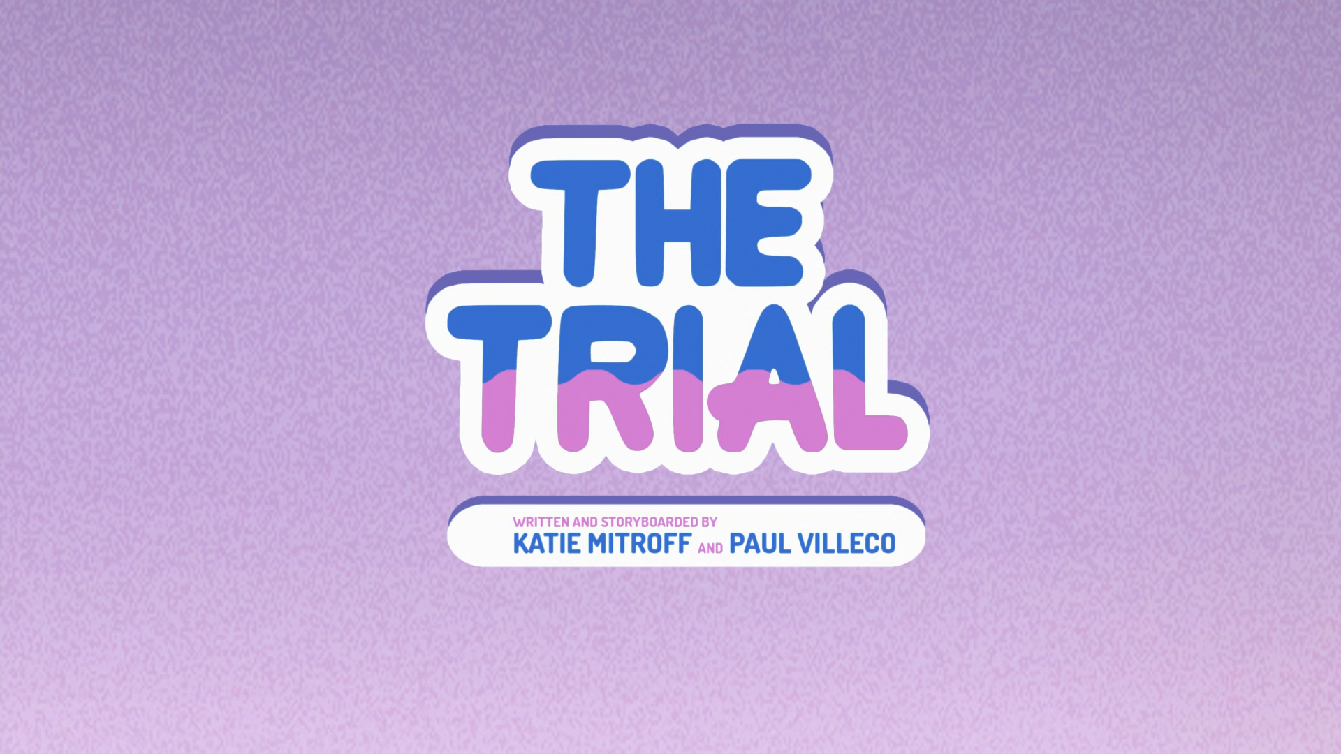 The Trial/Gallery