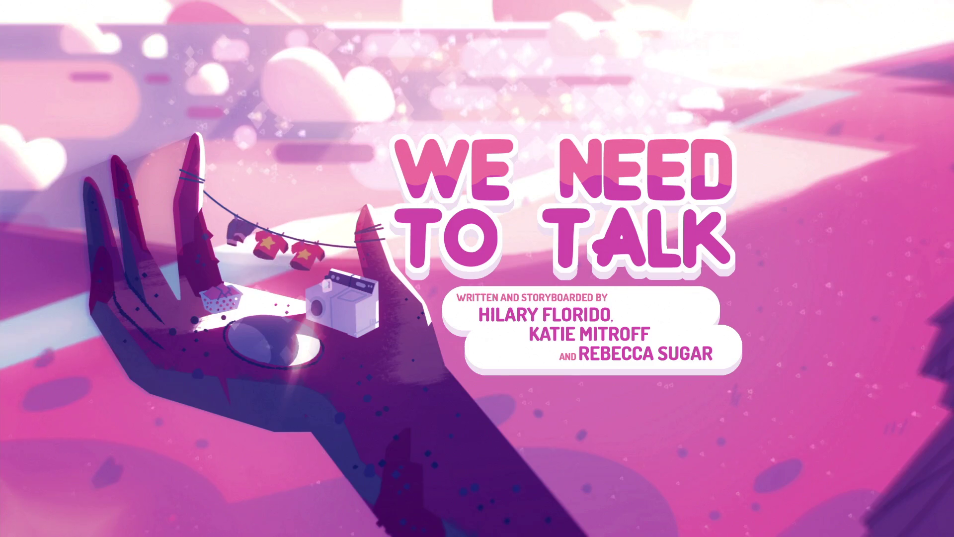 We Need to Talk/Gallery