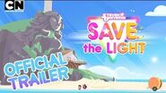 Steven Universe Save The Light - San Diego Comic Con Official Trailer Cartoon Network