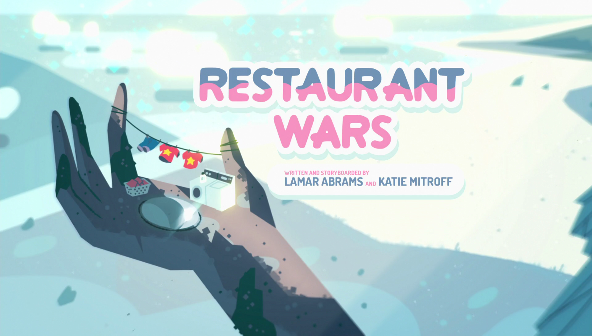 Restaurant Wars