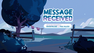 Message Received 001