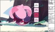 Steven's Bubble Stage 4 Model Sheet
